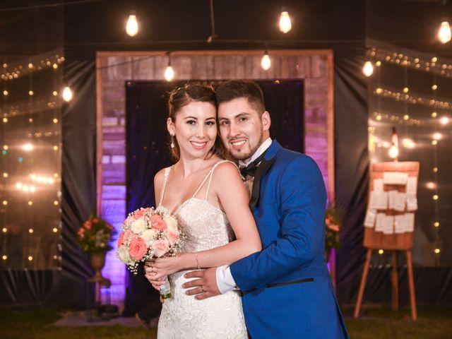 El matrimonio de Magdalena y Mario en Santiago, Santiago 1