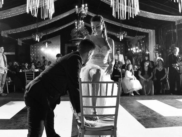 El matrimonio de Magdalena y Mario en Santiago, Santiago 69