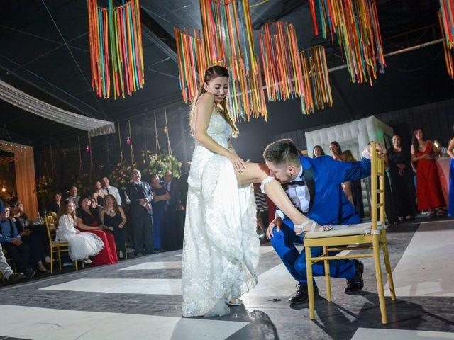 El matrimonio de Magdalena y Mario en Santiago, Santiago 73