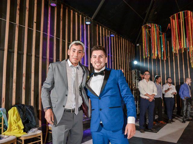El matrimonio de Magdalena y Mario en Santiago, Santiago 76
