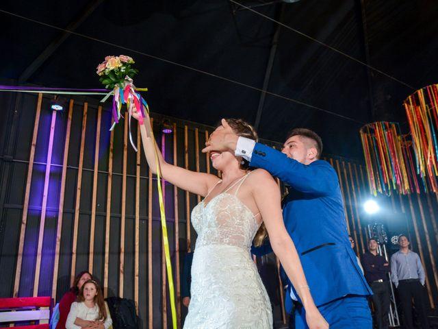 El matrimonio de Magdalena y Mario en Santiago, Santiago 81