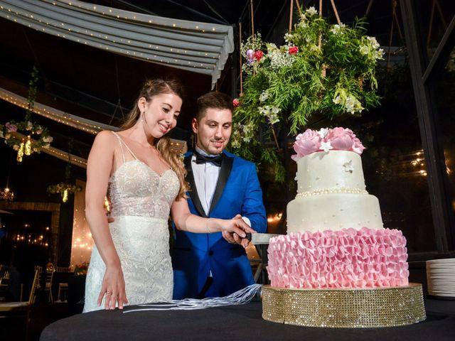 El matrimonio de Magdalena y Mario en Santiago, Santiago 85
