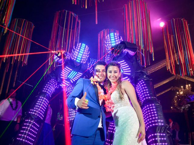 El matrimonio de Magdalena y Mario en Santiago, Santiago 2