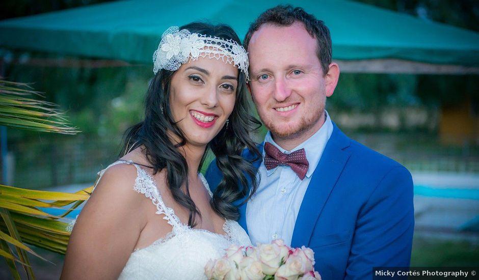 El matrimonio de Michel y Sara en Curicó, Curicó