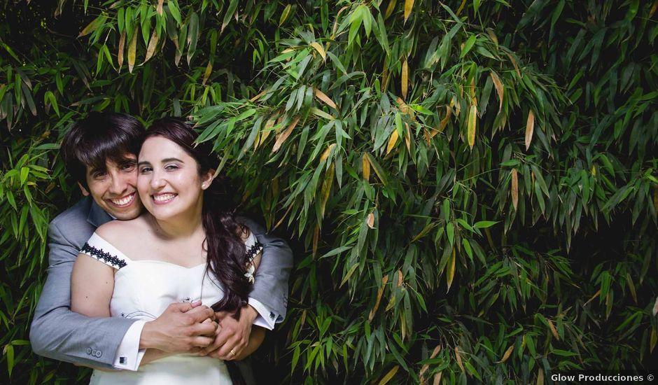 El matrimonio de Iván y Carolina en Villa Alemana, Valparaíso