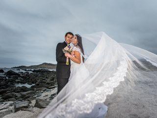 El matrimonio de Macarena y Diego