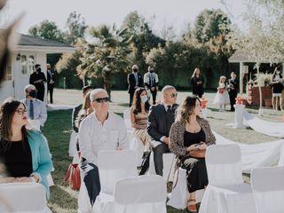 El matrimonio de Daniela y Raúl 1