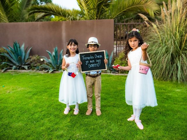 El matrimonio de Daniel y Valentina en La Serena, Elqui 8
