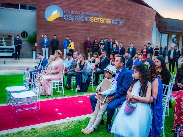 El matrimonio de Daniel y Valentina en La Serena, Elqui 10