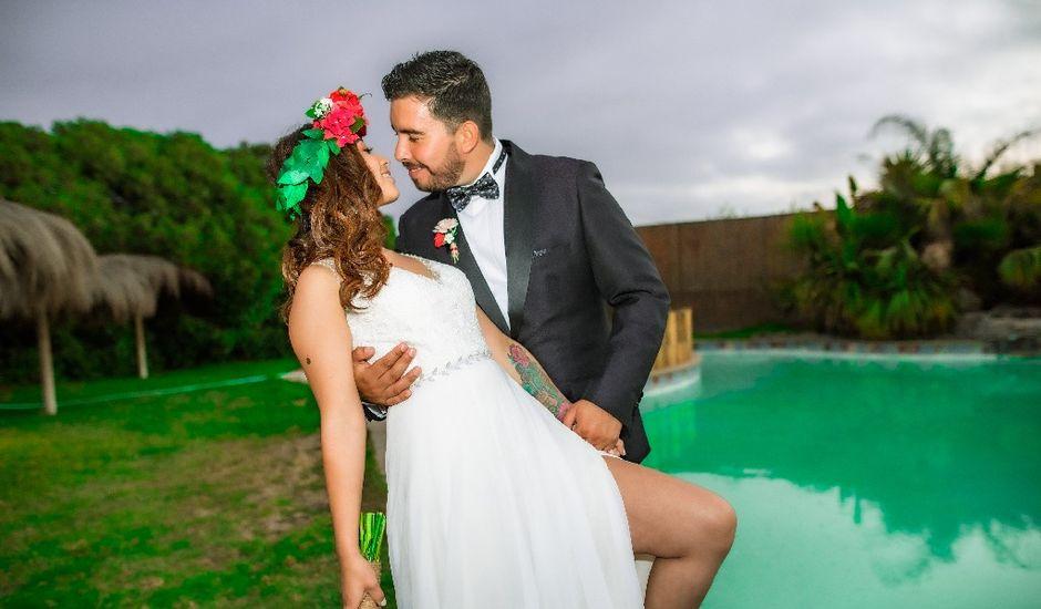 El matrimonio de Daniel y Valentina en La Serena, Elqui
