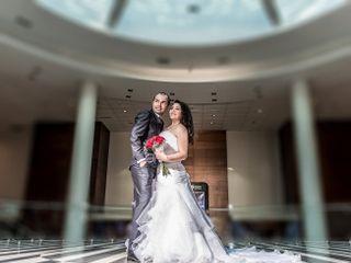 El matrimonio de Marcela y Juan Carlos