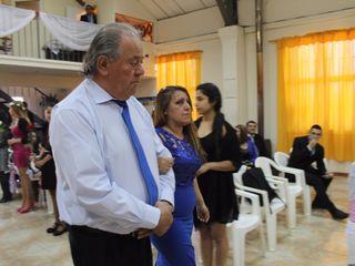 El matrimonio de Nicol y Jorge 3