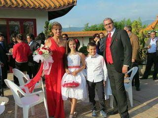 El matrimonio de Judith y Raúl  1