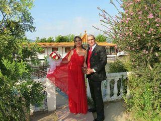 El matrimonio de Judith y Raúl  2