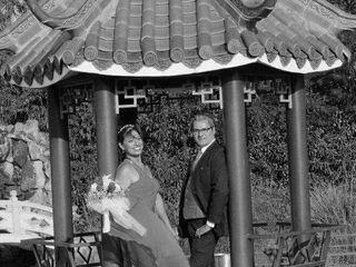 El matrimonio de Judith y Raúl  3