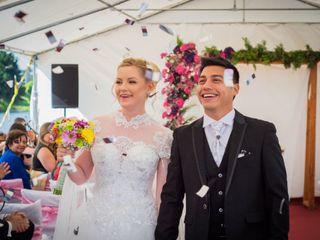 El matrimonio de Daira y Esteban 2