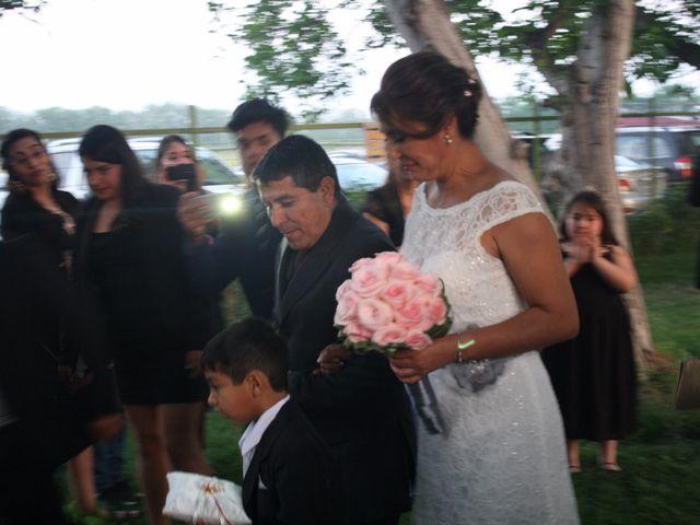 El matrimonio de Débora y José en Lampa, Chacabuco 18