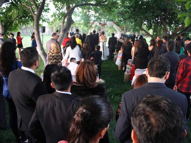El matrimonio de Débora y José en Lampa, Chacabuco 19