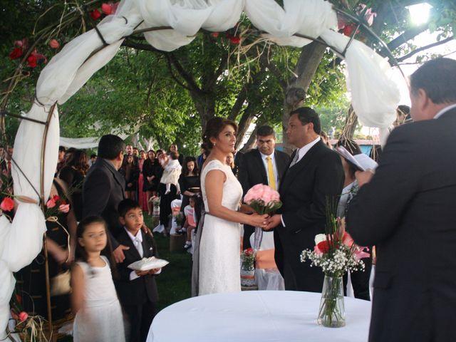 El matrimonio de Débora y José en Lampa, Chacabuco 2