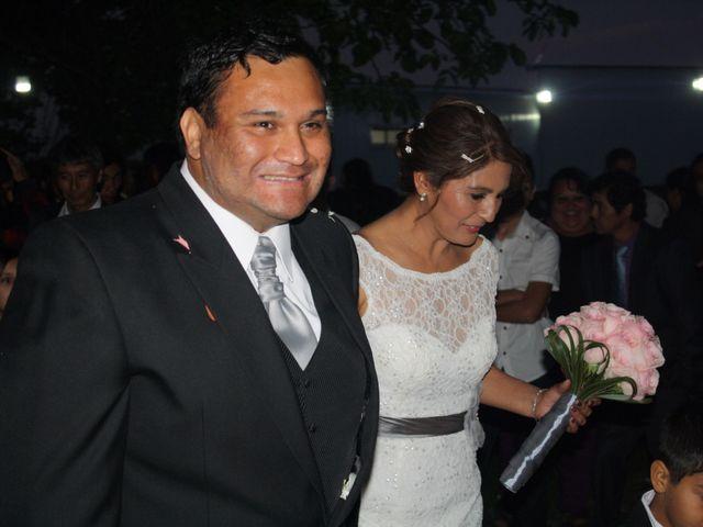 El matrimonio de Débora y José en Lampa, Chacabuco 21