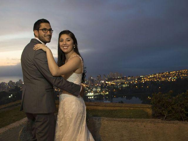 El matrimonio de Nataly y Christian