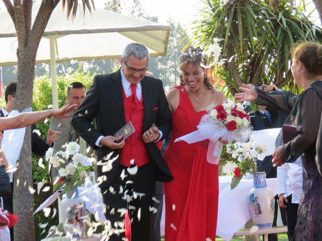 El matrimonio de Judith y Raúl