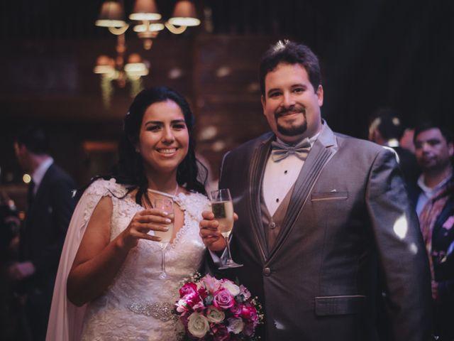 El matrimonio de Astrid y Alfredo