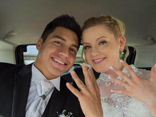 El matrimonio de Daira y Esteban