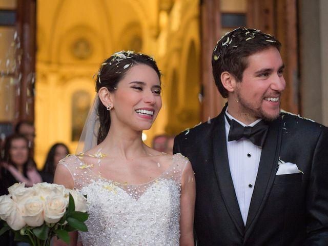 El matrimonio de Meri y Eduardo