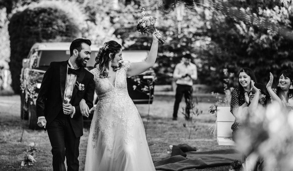 El matrimonio de Nadia y Gonzalo en Valdivia, Valdivia