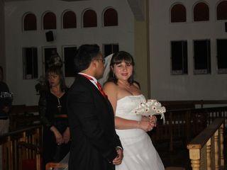 El matrimonio de Jenifer y Rafael  2