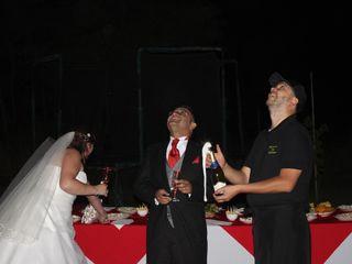 El matrimonio de Jenifer y Rafael  3