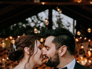El matrimonio de Alejandra y Nicolás 2