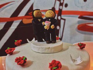 El matrimonio de Sergio y Andres 2