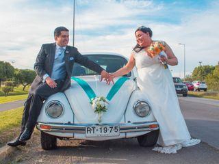 El matrimonio de Andrea y Gonzalo