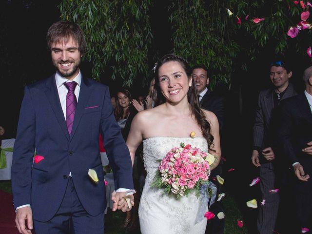 El matrimonio de Lillian y Gonzalo