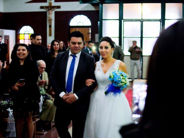 El matrimonio de Hugo y Paola en Rancagua, Cachapoal 2
