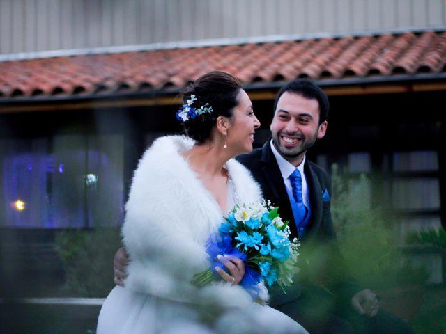 El matrimonio de Hugo y Paola en Rancagua, Cachapoal 6