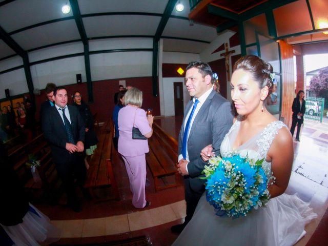 El matrimonio de Hugo y Paola en Rancagua, Cachapoal 17