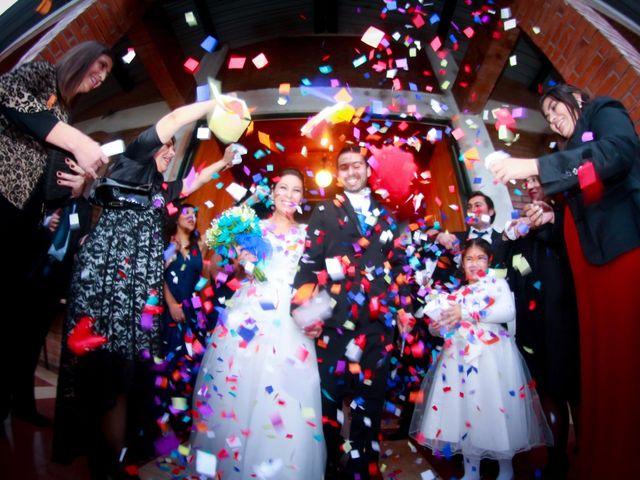 El matrimonio de Hugo y Paola en Rancagua, Cachapoal 20