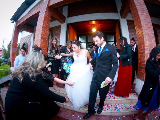 El matrimonio de Hugo y Paola en Rancagua, Cachapoal 21