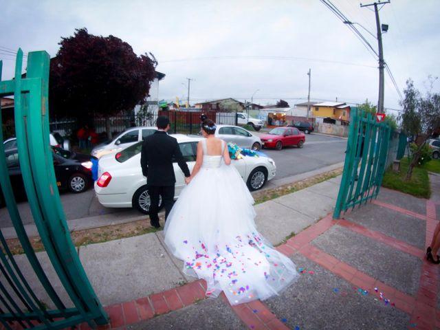 El matrimonio de Hugo y Paola en Rancagua, Cachapoal 22