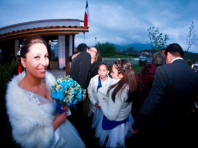 El matrimonio de Hugo y Paola en Rancagua, Cachapoal 24
