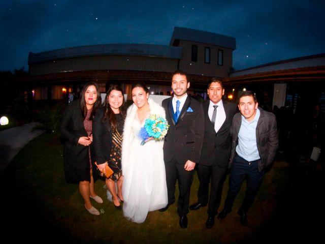 El matrimonio de Hugo y Paola en Rancagua, Cachapoal 26