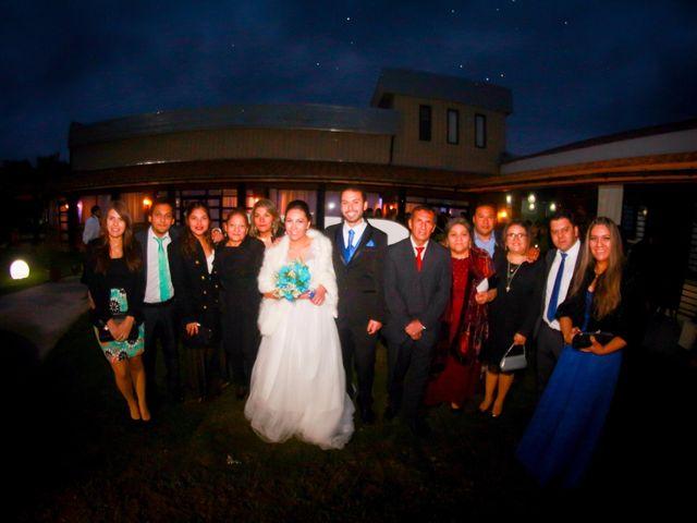 El matrimonio de Hugo y Paola en Rancagua, Cachapoal 32