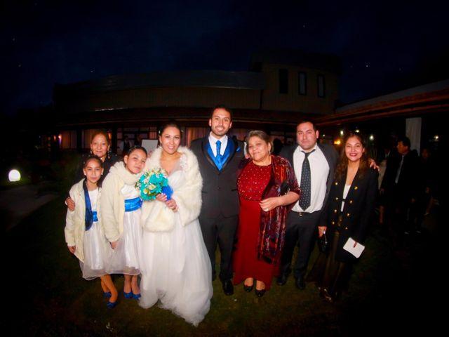 El matrimonio de Hugo y Paola en Rancagua, Cachapoal 36