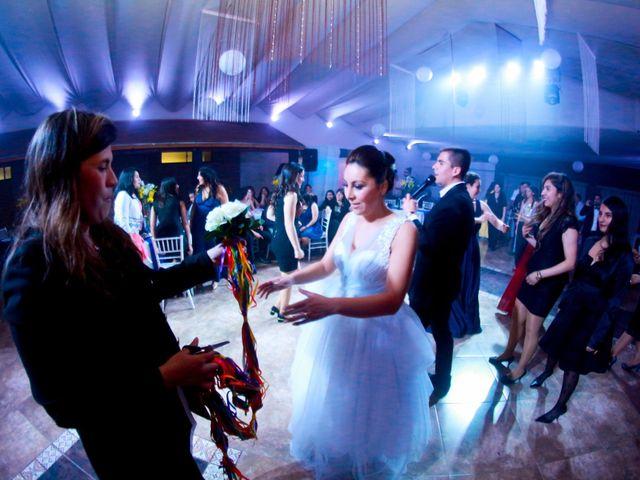 El matrimonio de Hugo y Paola en Rancagua, Cachapoal 42