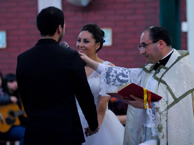 El matrimonio de Hugo y Paola en Rancagua, Cachapoal 60