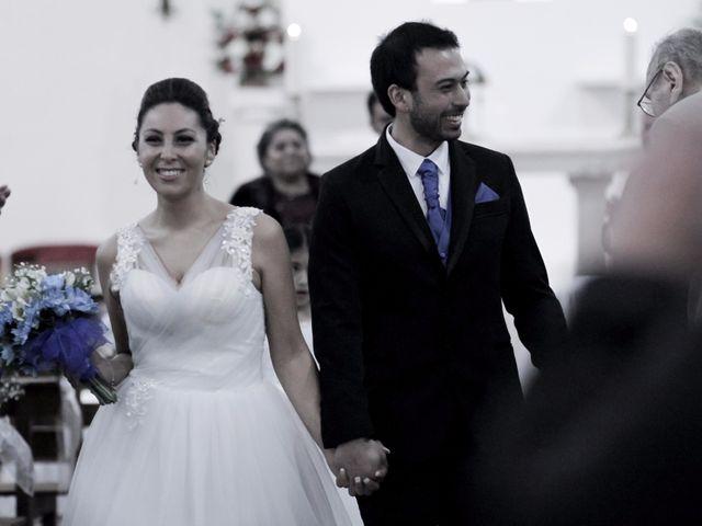 El matrimonio de Hugo y Paola en Rancagua, Cachapoal 62