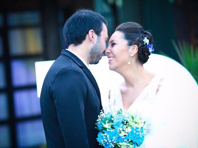 El matrimonio de Hugo y Paola en Rancagua, Cachapoal 65